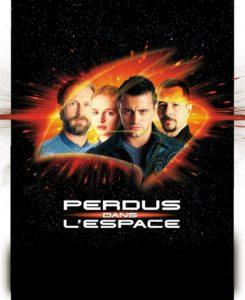 Affiche du film Perdus dans l'Espace